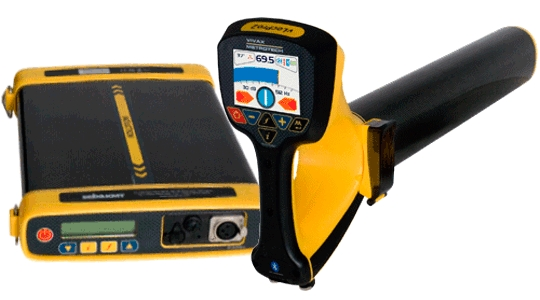 Digital Pipe and Cable Locator